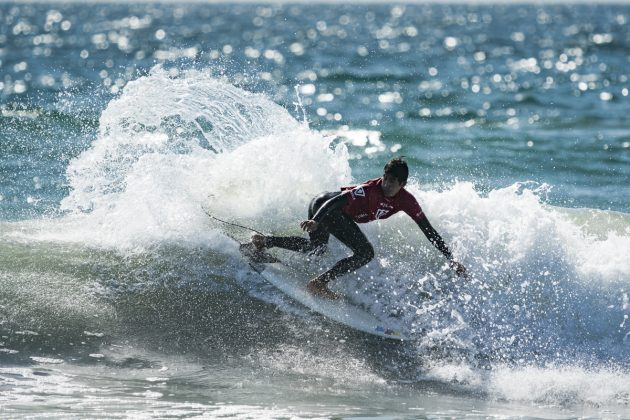 Daniel Flores, Vissla World Junior Championship 2019, Huntington Beach, Califórnia (EUA). Foto: ISA / Ben Reed.