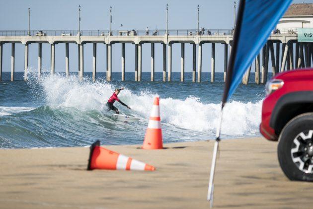 Barnaby Cox, Vissla World Junior Championship 2019, Huntington Beach, Califórnia (EUA). Foto: ISA / Ben Reed.