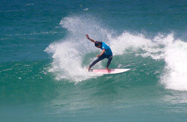 Facundo Arreyes, Tríplice Coroa Saquarema de Surf 2019. Foto: Assessoria ASS.
