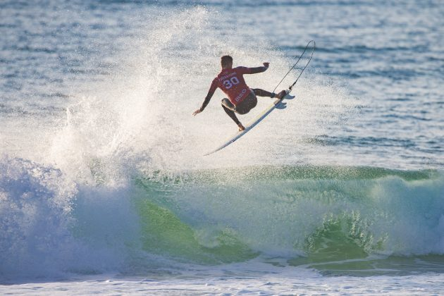 Jack Freestone, MEO Rip Curl Pro Portugal 2019, Supertubos, Peniche. Foto: WSL / Masurel.