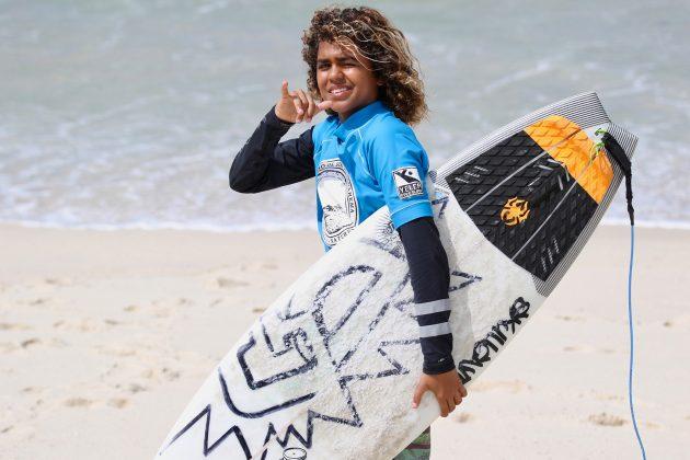 Gabriel Dantas, Tríplice Coroa Saquarema de Surf 2019. Foto: Assessoria ASS.