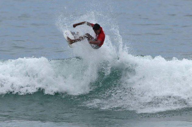 Gabriel Dias, Hang Loose Surf Attack 2019, Juquehy, São Sebastião (SP). Foto: Munir El Hage.