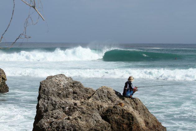 Padang Padang, Bali, Indonésia. Foto: Anderson Brasil.