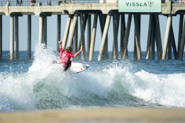 Diego Cordeiro, Vissla World Junior Championship 2019, Huntington Beach, Califórnia (EUA). Foto: ISA / Ben Reed.