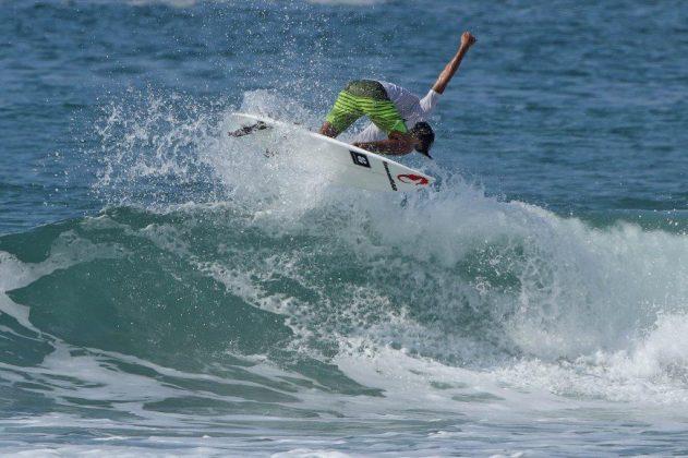JP Ferreira, Hang Loose Surf Attack 2019, Juquehy, São Sebastião (SP). Foto: Munir El Hage.