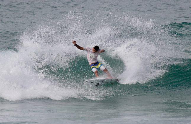 Jose Eduardo, Tríplice Coroa Saquarema de Surf 2019. Foto: Assessoria ASS.