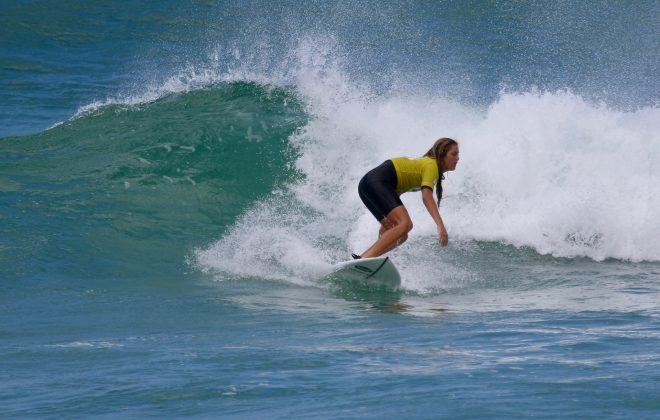 Juliana Alvarez, Tríplice Coroa Saquarema de Surf 2019. Foto: Assessoria ASS.
