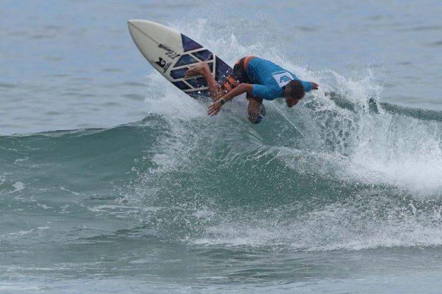 Kauai Lobato, Hang Loose Surf Attack 2019, Juquehy, São Sebastião (SP). Foto: Munir El Hage.