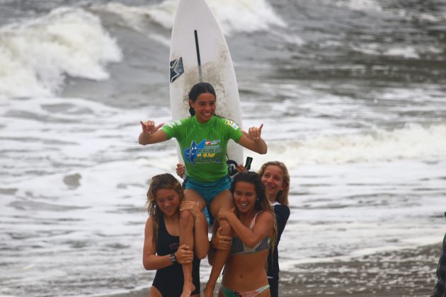 Kiany Hyakutake, Circuito Brasileiro Feminino 2019, Itamambuca, Ubatuba (SP). Foto: Daniel Smorigo.