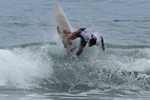 Leonardo Barcelos, Hang Loose Surf Attack 2019, Juquehy, São Sebastião (SP). Foto: Munir El Hage.