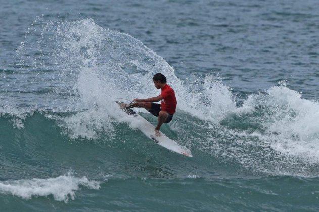 Luan Hanada, Hang Loose Surf Attack 2019, Juquehy, São Sebastião (SP). Foto: Munir El Hage.