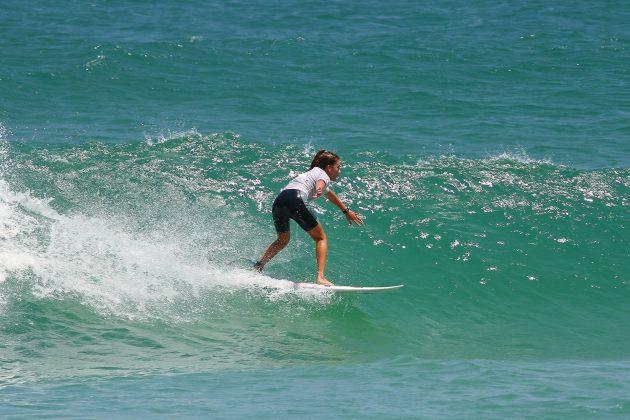 Luana Paes, Tríplice Coroa Saquarema de Surf 2019. Foto: Assessoria ASS.