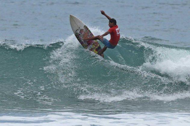 Lucas Lisboa, Hang Loose Surf Attack 2019, Juquehy, São Sebastião (SP). Foto: Munir El Hage.