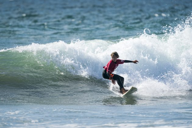 Teo Sorrentino, Vissla World Junior Championship 2019, Huntington Beach, Califórnia (EUA). Foto: ISA / Ben Reed.