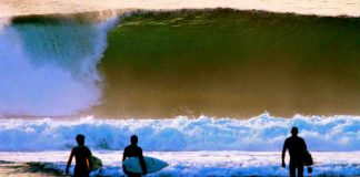 A medicina e o surfe