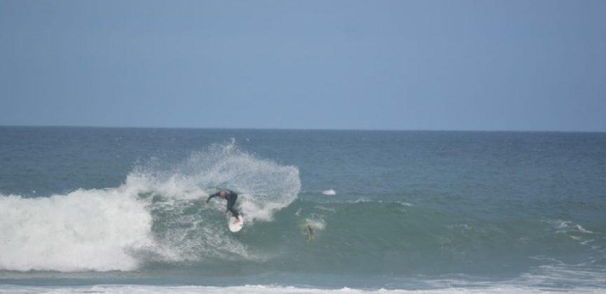 Murilo Tibúrcio, Surfe Treino South to South 19, Moçambique, Florianópolis (SC). Foto: Marcelo Barbosa.