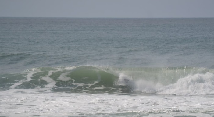 Luan Moreno, Surfe Treino South to South 19, Moçambique, Florianópolis (SC). Foto: Marcelo Barbosa.