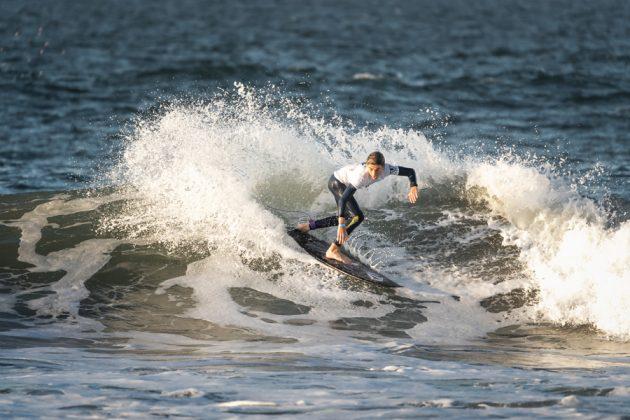 Kai Gale Grani, Vissla World Junior Championship 2019, Huntington Beach, Califórnia (EUA). Foto: ISA / Evans.