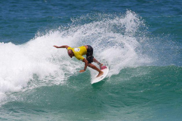 Patrick Reis, Tríplice Coroa Saquarema de Surf 2019. Foto: Assessoria ASS.