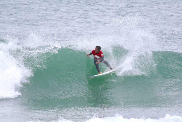 Paulo de Souza, Tríplice Coroa Saquarema de Surf 2019. Foto: Assessoria ASS.