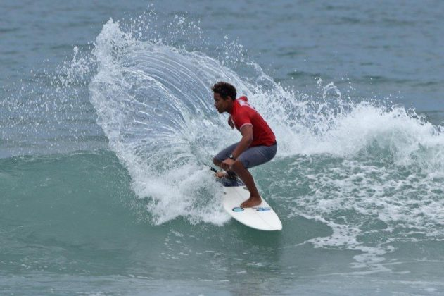 Pedro Araújo, Hang Loose Surf Attack 2019, Juquehy, São Sebastião (SP). Foto: Munir El Hage.