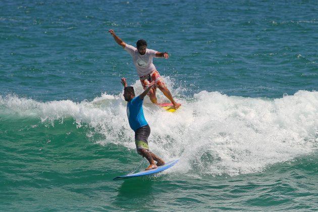 Peterson Silva, Tríplice Coroa Saquarema de Surf 2019. Foto: Assessoria ASS.