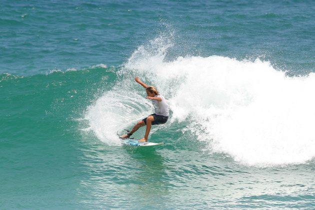 Rafael Lutfy, Tríplice Coroa Saquarema de Surf 2019. Foto: Assessoria ASS.