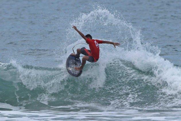 Roberto Alves, Hang Loose Surf Attack 2019, Juquehy, São Sebastião (SP). Foto: Munir El Hage.
