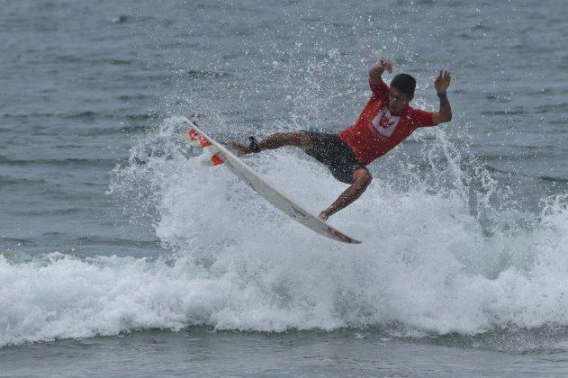Sergio Luan, Hang Loose Surf Attack 2019, Juquehy, São Sebastião (SP). Foto: Munir El Hage.