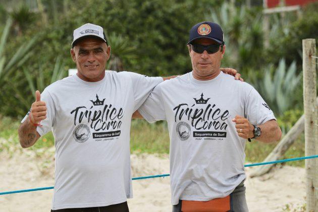 Staff ASS 2, Tríplice Coroa Saquarema de Surf 2019. Foto: Assessoria ASS.