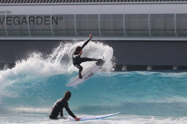 The Wave, Bristol, Inglaterra. Foto: Redação Waves.