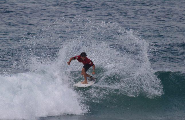 Theo Fresia, Tríplice Coroa Saquarema de Surf 2019. Foto: Assessoria ASS.