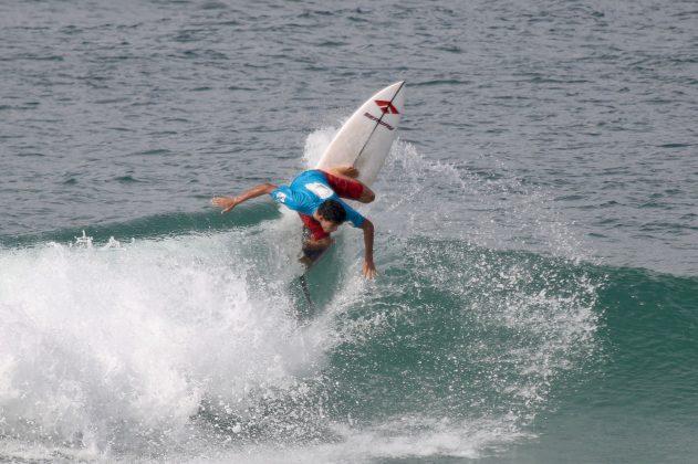 Valentin Neves, Tríplice Coroa Saquarema de Surf 2019. Foto: Assessoria ASS.