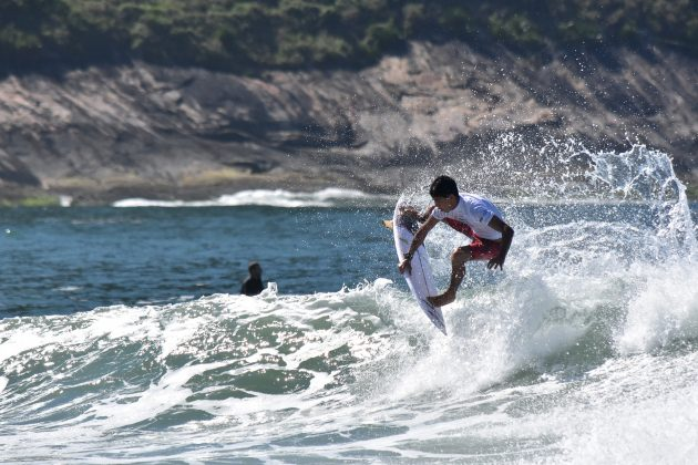 Valentin Neves, Itacoatiara, Niterói (RJ). Foto: Iuri Corsini.