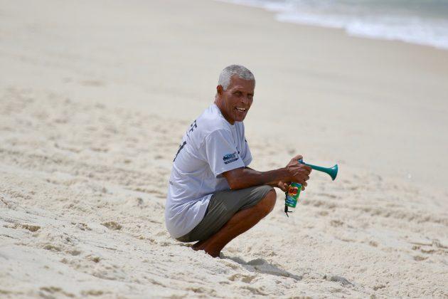 Waltinho, Tríplice Coroa Saquarema de Surf 2019. Foto: Assessoria ASS.