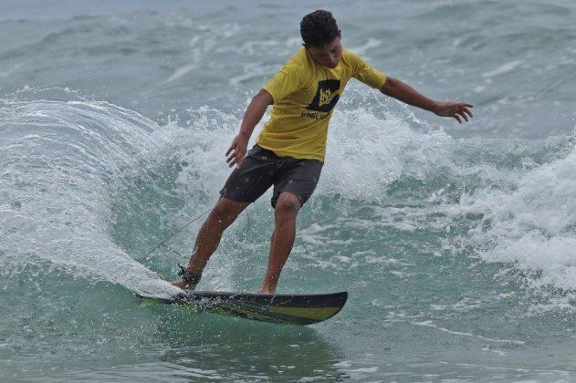 Wesley Gusmão Hang Loose Surf Attack Juquehy Foto Munir El Hage, Hang Loose Surf Attack 2019, Juquehy, São Sebastião (SP). Foto: Munir El Hage.