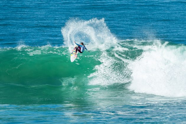 Courtney Conlogue, Roxy Pro France 2019, La Nord, França. Foto: WSL / Poullenot.