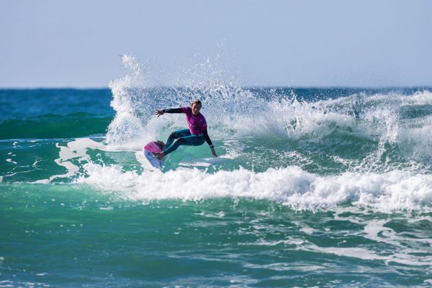 Sally Fitzgibbons, Roxy Pro France 2019, Culs Nus. Foto: WSL / Masurel.