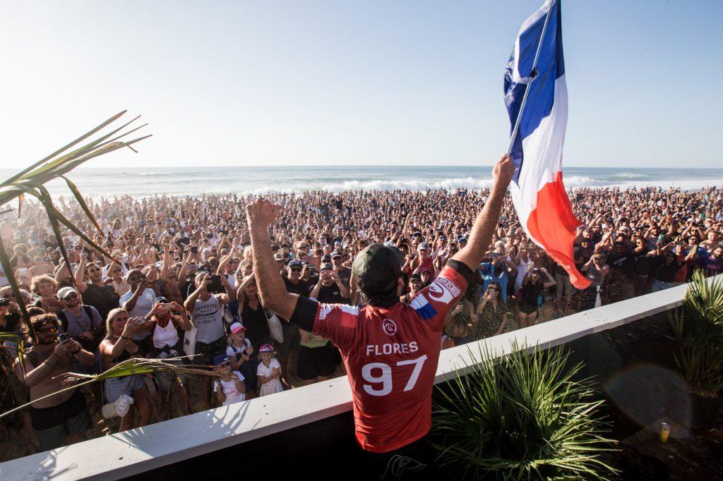 Quiksilver Pro France 2019, La Graviere, França