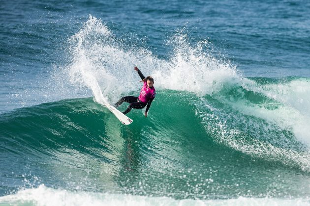 Lakey Peterson, MEO Rip Curl Pro Portugal 2019, Supertubos, Peniche. Foto: WSL / Masurel.