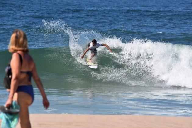 Pedro Amorim, Itacoatiara, Niterói (RJ). Foto: Iuri Corsini.