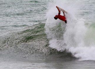 Bodyboarders duelam na web