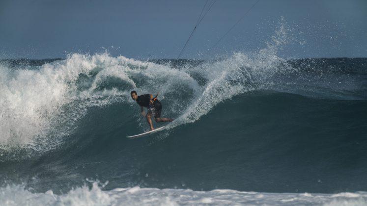 Felipe Lins, Barra da Tijuca, Rio de Janeiro (RJ). Foto: Câmera in Box / @surfmappers.
