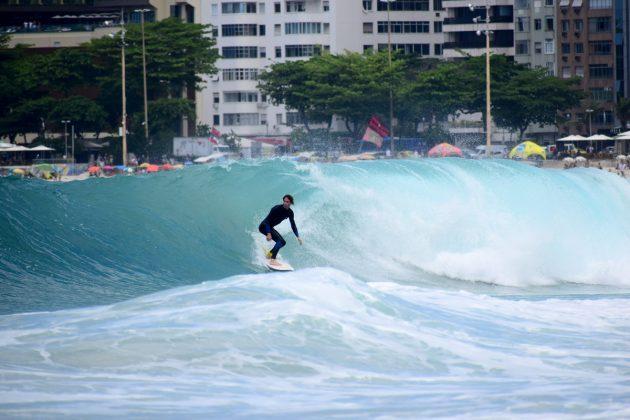 Copacabana, Rio de Janeiro (RJ). Foto: André Paiva / @surfmappers.