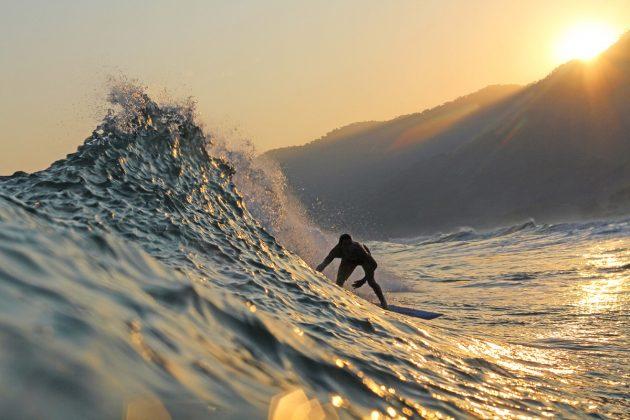 Jorge Eduardo Valente, Praia da Macumba, Rio de Janeiro (RJ). Foto: Luciano Cabal / @surfmappers.