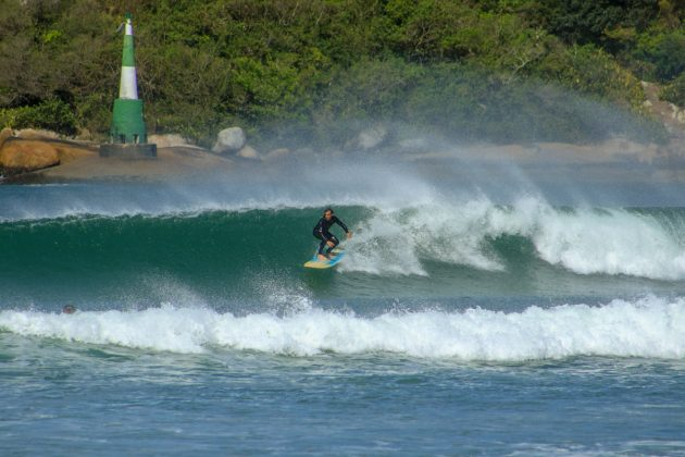 Barra da Lagoa, Florianópolis (SC). Foto: Pitch Lordello / @surfmappers.