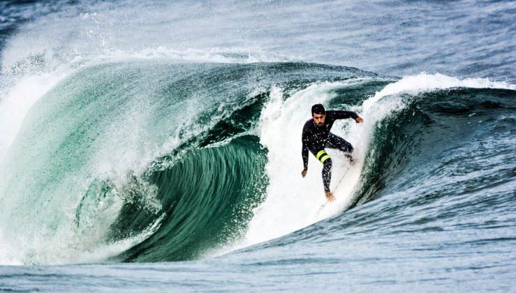 Praia do Diabo, Rio de Janeiro (RJ). Foto: Pedro Lobo / @surfmappers.