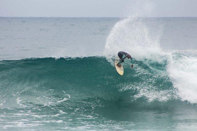 André Silva, Recreio dos Bandeirantes, Rio de Janeiro (RJ). Foto: Ana Olivetti / @surfmappers.