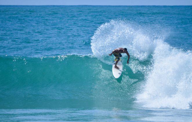 Lelinho, Grumari, Rio de Janeiro (RJ). Foto: Andrea Motta / @surfmappers.