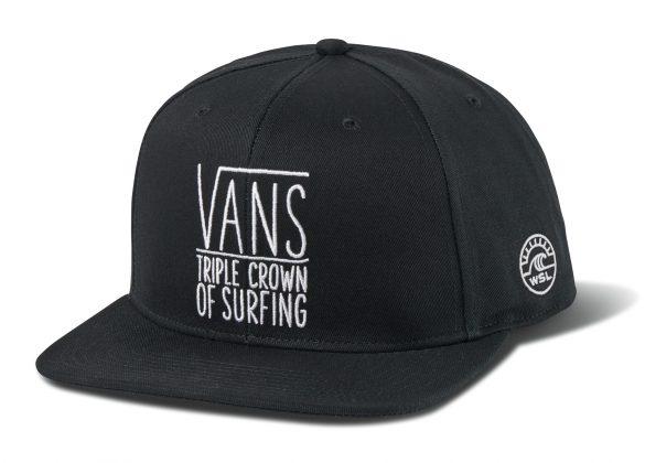 Coleção oficial, Vans Triple Crown of Surfing 2019. Foto: Divulgação.